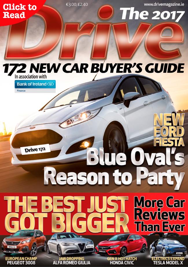Drive Magazine 172 Promo
