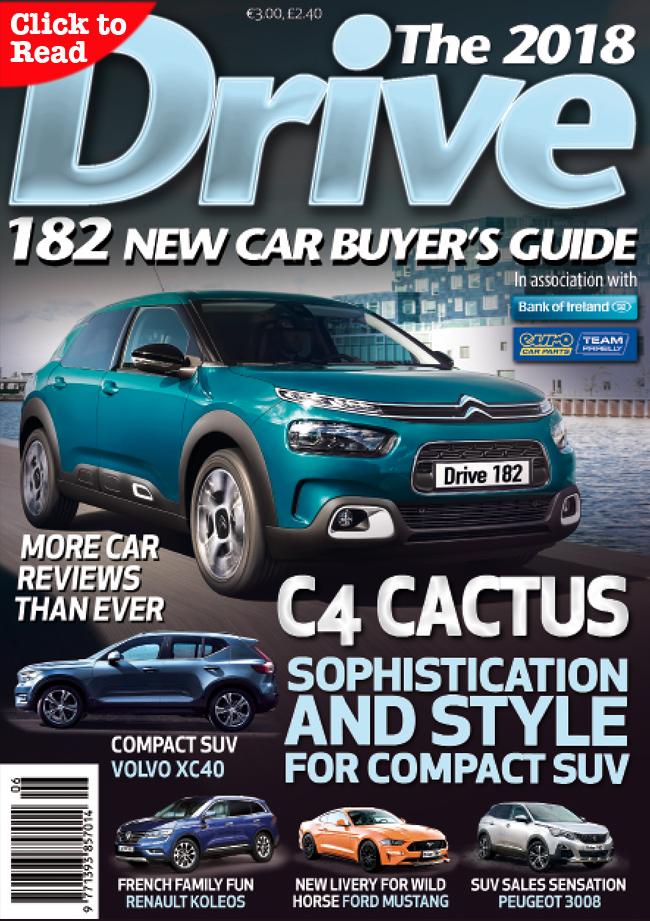 Irish Motoring Buyers Guide