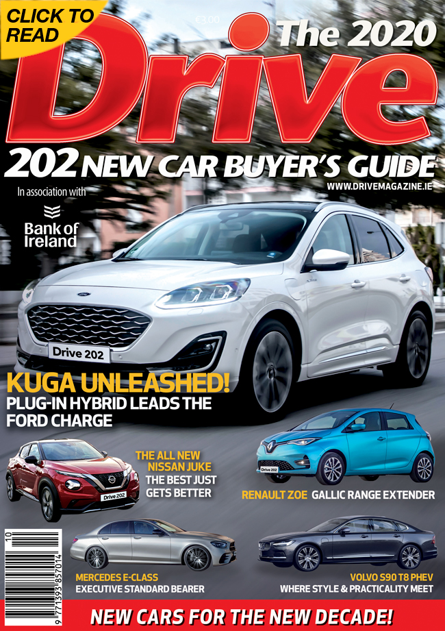 Drive Magazine New Car Buyer's Guide