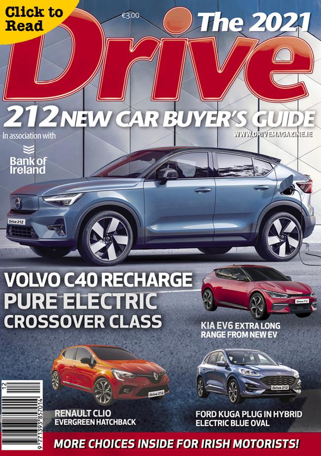 Drive Magazine 212